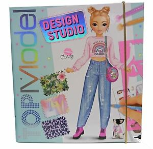 Depesche 11251 A Create your TOPModel Design Studio Christy  Schablonen Sticker