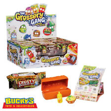 Set of 5 The Grossery Gang Crusty Chocolate Bar 2 Grosseries Bag Easter Egg Hunt