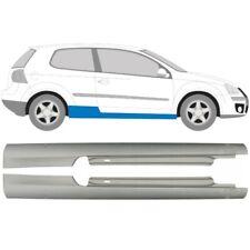 Volkswagen Golf 5 V 2003-2010 3-Tür Voll Schweller Reparaturblech / Paar