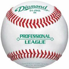 Diamond D1-Pro Ds Professional League Leather Baseballs 12 Ball Pack D1-Pro Ds