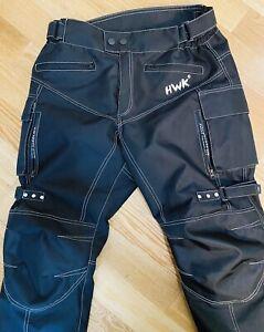 HWK Motorcycle Pants Motocross Moto Motorbike Riding Overpants Waterproof