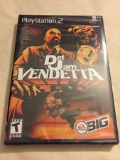 Def Jam Vendetta for Sony PlayStation 2, Brand New and Sealed