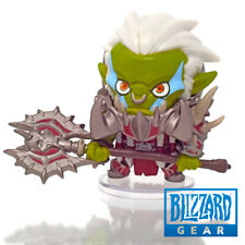 Blizzard Gear WOW Minifigure Varok Saurfang Cute but Deadly Series 4