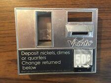 VENDO   Soda Vending Machine Coin Insert Bezel- very rare