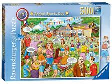 Ravensburger Best of British No.17 - School Sports Day 500pc Jigsaw Puzzle