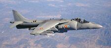 AV-8 Harrier II AV8 GR7 VSTOL UK Airplane Wood Model