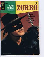 Zorro #2 Gold Key 1966