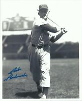 Bob Borkowski 1952-1955 Cincinnati Reds at Wrigley Autographed 8x10 Photo  COA