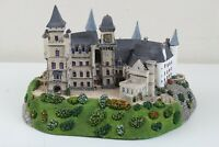 The Danbury Mint Dunrobin Castle Enchanted Castles Of Europe -1994