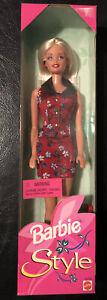 Vintage Mattel Barbie Style Blonde New NRFB Very Rare