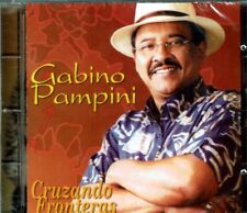 Gabino Pampini  Cruzando La Frontera  BRAND  NEW SEALED CD