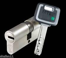 Mul T Lock MT5 Cylinder 80mm Euro Door Lock MulTLock Key on both sides Locksmith