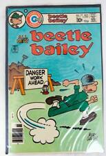 Charlton Comics BEETLE BAILEY #119 Nov 76 Graphic Novel