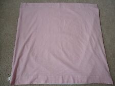 Pottery Barn Kids Soft PINK  Gingham Check Curtain