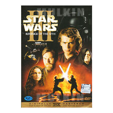 Star Wars: Episode III (2005) 2disc DVD - (*New * Region 3)