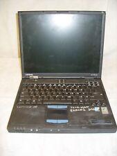 New listing Compaq - Evo N610C - Pp2040 - Laptop Computer - Windows Xp Pro - Parts Unit