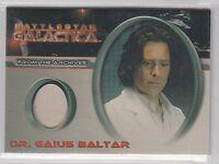 Battlestar Galactica Season 1 CC20 costume card Baltar