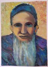 Marcel Cougnaud (1899-1971) Portrait de Rabin