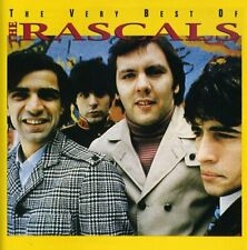 The Very Best of the Rascals by The Rascals (CD, Jul-1993, Rhino) *NEW* FREE S&H