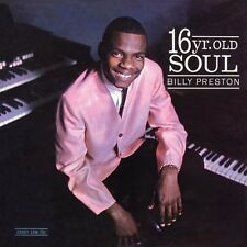 BILLY PRESTON - 16 YEAR OLD SOUL  CD NEU