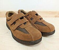 Cotton Traders Tan Adjustable Travel Shoes Size UK 9 / EU 43 BNWT (Hol)