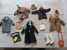 BUNDLE OF Vintage Sindy Pedigree COATS CIRCA 1960s