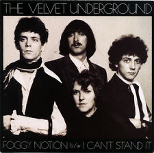 "VELVET UNDERGROUND  ""FOGGY NOTION c/w I CAN'T STAND IT""  60's  DEMO  LISTEN!"