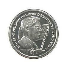 elf Sierra Leone 2004 US President Ronald Reagan