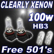 100W klar Xenon HB3 Voll HONDA Accord Civic 2004+