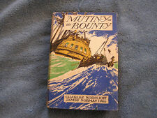 Mutiny On the Bounty Charles Nordhoff James Hall