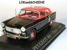 Peugeot 404 Taxi - Paris 1962 1:43 #2045