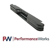 Westin For Black Powder Coated Steel Fey Diamondstep Rear Bumper #66000