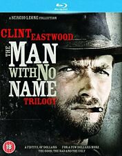 The Man With No Name Trilogy [Blu-ray] Region Free