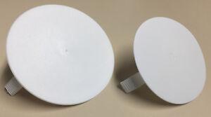 Federdeckel ISO Deckel Gerätedose Abzweigdose Größe wählbar 60mm 70mm