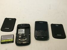 Blackberry Bold 9650 Verizon Black LOT OF 2