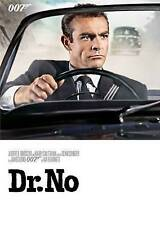 Dr. No James Bond 007 Sean Connery (DVD, 2015) NEW