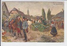 AK F. Höllerer, Der Landsturm, 1915, 1WW