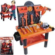 Banco De Herramientas Para Niños Juego trabajar tienda Electrónico Kit de Taladro Juguete de Mesa de trabajo niños