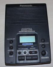 Panasonic kx-tm100cb digital messaging answering system machine.