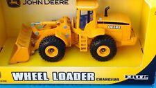 Wheel Loader John Deere Ertl 1:50 Die-cast