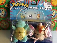 Pokemon Plush Spearow & Squirtle Battle set Pack Applause doll stuffed figure