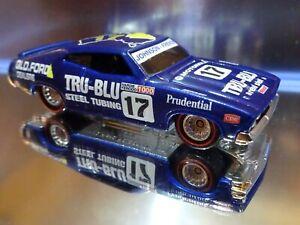 """Hot Wheels REAL RIDERS CUSTOM """"TRU-BLU"""" '72 FORD FALCON XB."""