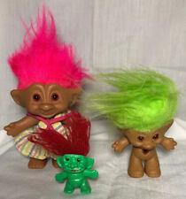 Troll Dolls Lot