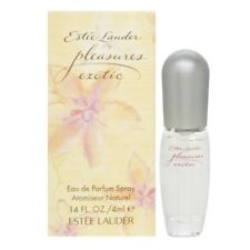 PLEASURES EXOTIC MINI PERFUME BY ESTEE LAUDER 0.14OZ / 4ML EDP SPRAY FOR WOMEN