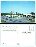 GEORGIA Postcard - Savannah, The Manger Towne & Country Motor Lodge F47