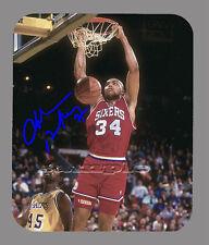 Item#3125 Charles Barkley Dunk Phoenix Suns Facsimile Autographed Mouse Pad