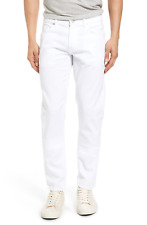 NWT J Brand Men's Tyler Slim / Straight Fit Whitman White Wash Jean Size 28 $228