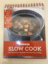 Slowcook Book Stand Up Flipover Book New Fuss Free Cooking