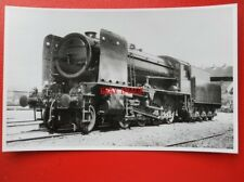PHOTO  NETHERLANDS NS 2-8-0 LOCO 4444 ON SHED AT LEEUWARDEN  7/6/46