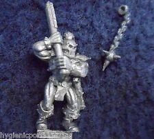 1997 Chaos Marauder Flail 3 Games Workshop Citadel Fighter Evil Warhammer Army